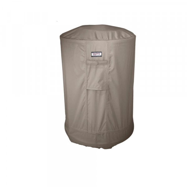 Protection case for barbecue Ø 75 cm H: 100 cm