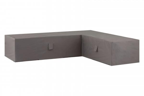 High corner sofa cover 300 x 300 H: 70 cm