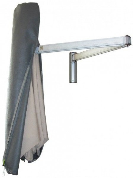 Cover for a wall mounted parasol H: 150 cm