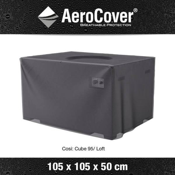 Protection Cover Cosi Fire Loft 105 x 105 H: 50 cm