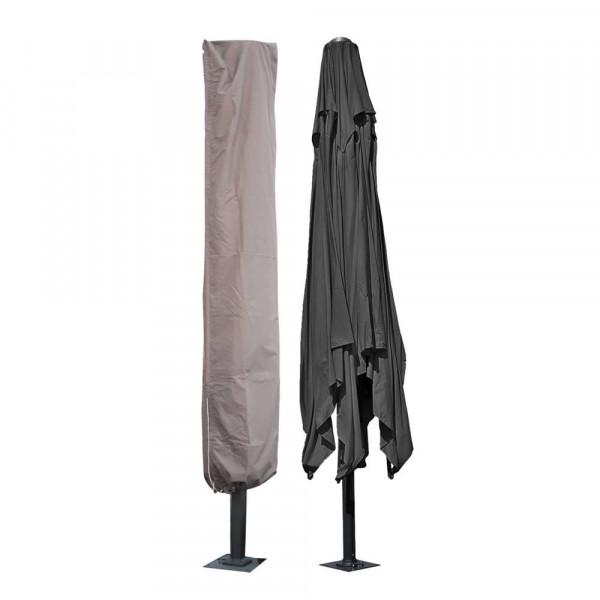 Large parasol cover XXL H: 390 cm
