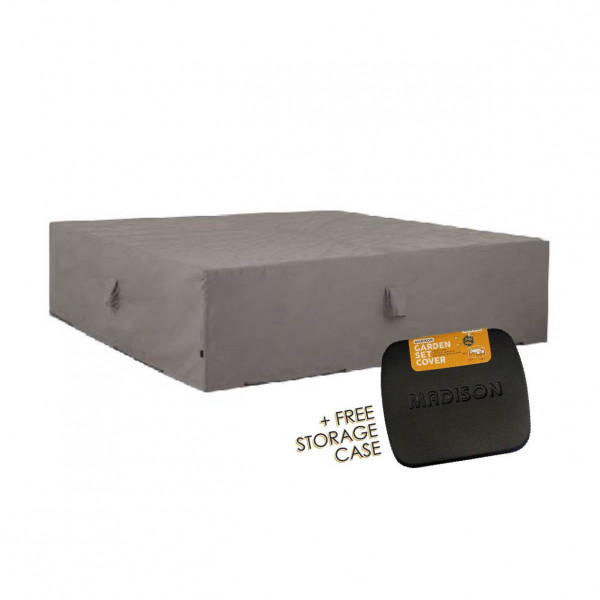 Outdoor furniture set cover 305 x 190 H: 85 cm