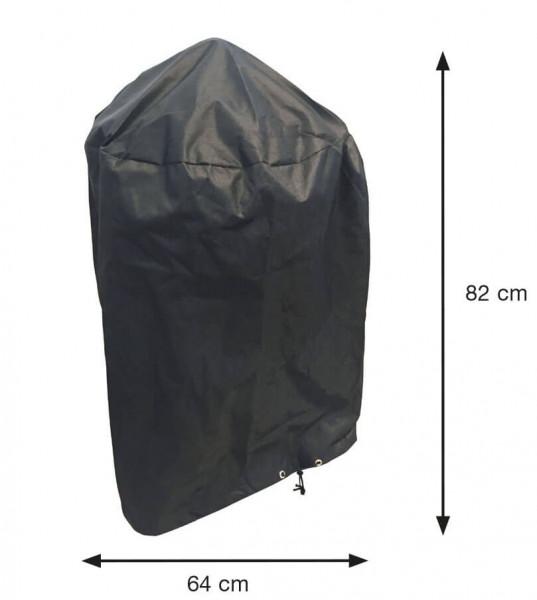 Round barbeque cover Ø: 57 cm & H: 83 cm