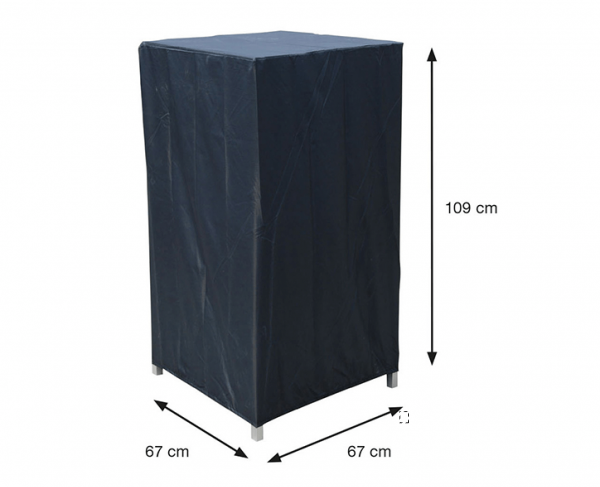 Stackable Chair cover 67 x 67 H: 109 cm
