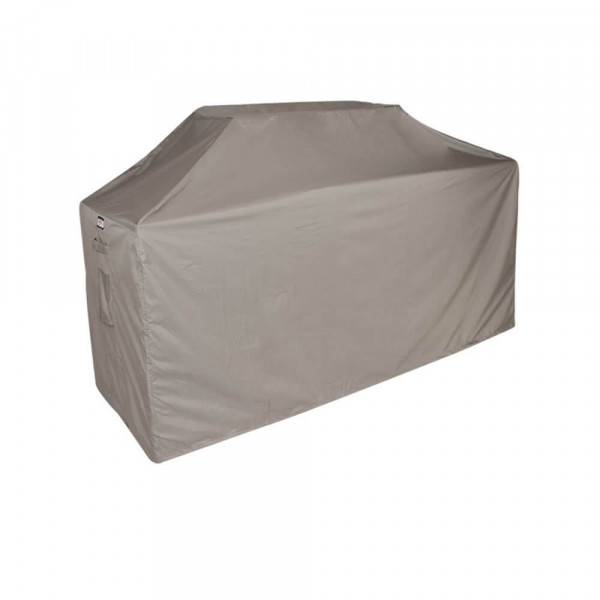 Universal cover for barbecue 185 x 75 H: 125 / 115 cm