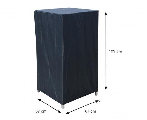 Beschermhoes voor bbq 67 x 67 H: 109 cm