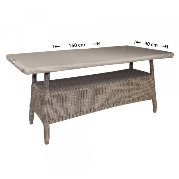 Table-top cover rectangular 160 x 90 cm
