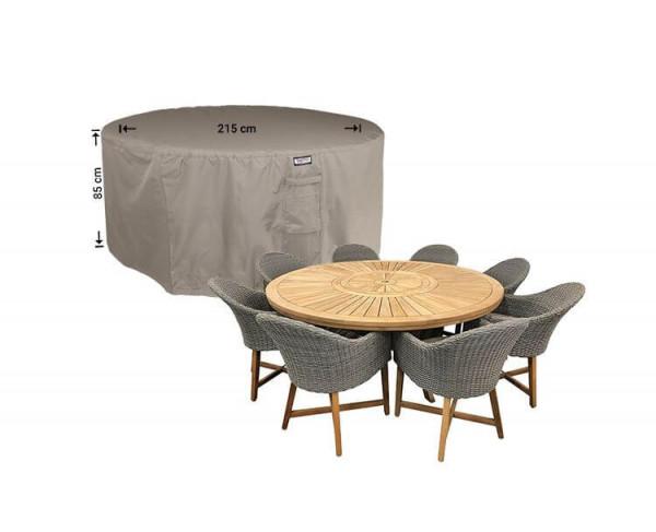 Circular furniture cover Ø: 215 cm & H: 85 cm