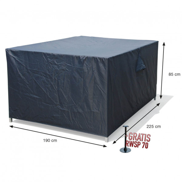 Gardenset protection cover 225 x 190 H: 85 cm