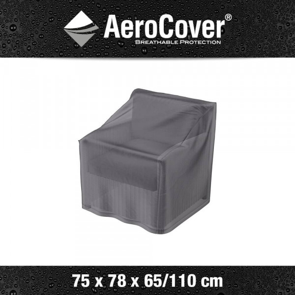 Outdoor lounge chair cover 75 x 78 H: 110 cm