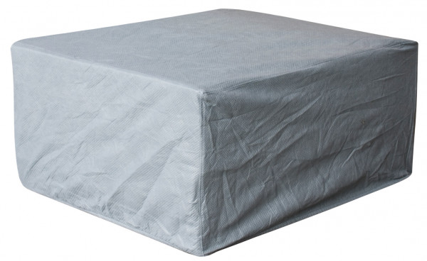 Cover for a hocker or footstool 110 x 70 H: 50 cm