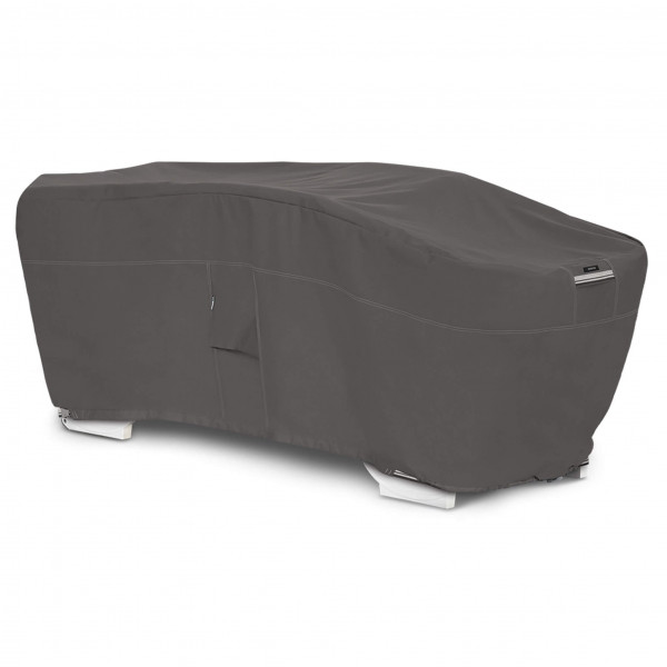 Stackable Chaise Lounge protection cover 191 x 69 H: 51 cm