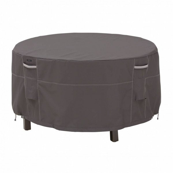 Round cover for patio furniture Ø 152 H: 58 cm