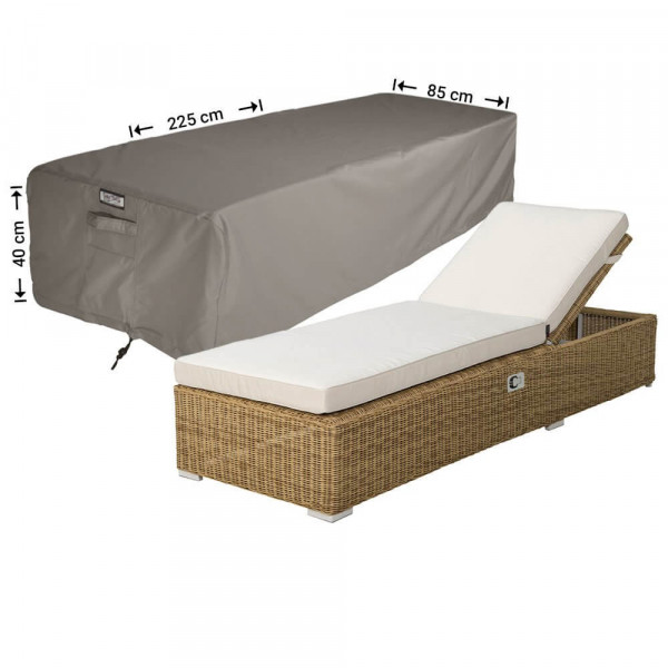 Cover for swimming pool bed 225 x 85 H: 40 cm