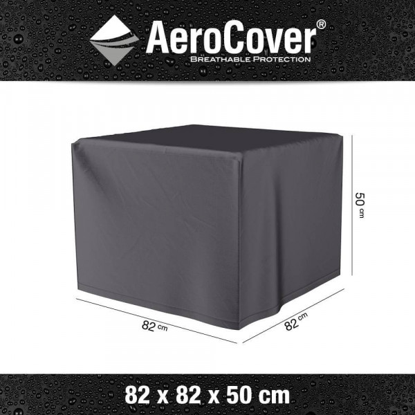 Cover for Square Fireplace 82 x 82 H: 50 cm