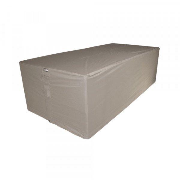 Cover for rectangular dining set 240 x 190 H: 95 cm
