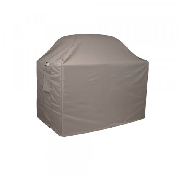 Cover for BBQ 135 x 65 H: 120 / 105 cm, taupe