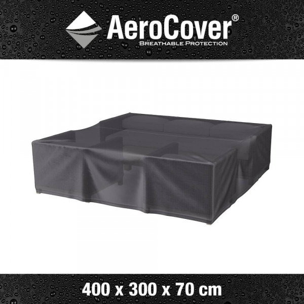 Protection cover for lounge set 400 x 300 H: 70 cm