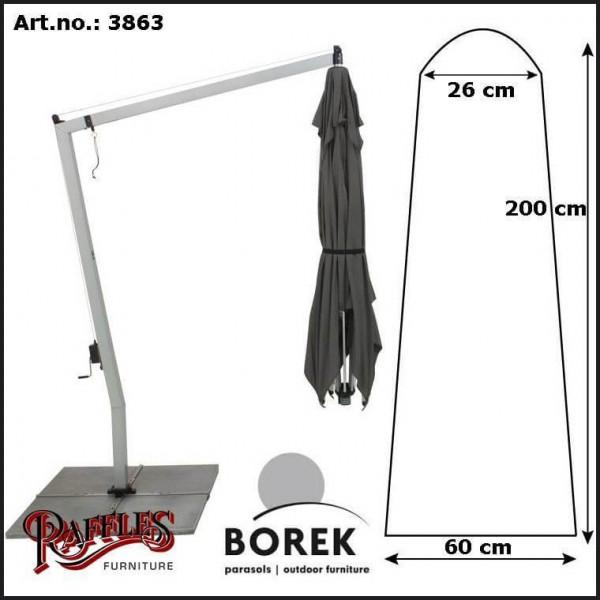 Cover for a freepole parasol 200 cm