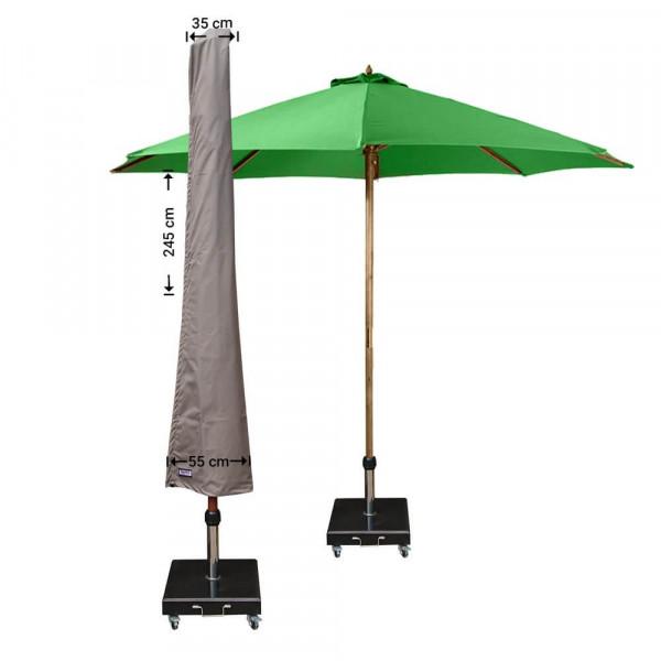 Parasol cover 245 cm