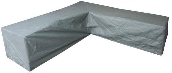 Furniture cover for L-shaped corner sofa 270 x 270 H: 70 cm