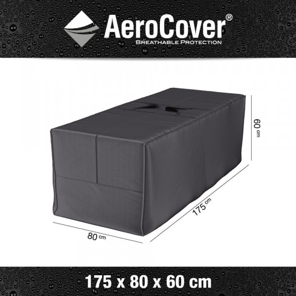 Cover for outdoor furniture cushions 175 x 80 H: 60 cm