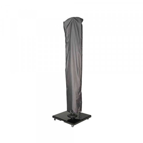 Protection sleeve for large free pole parasol H: 292 cm