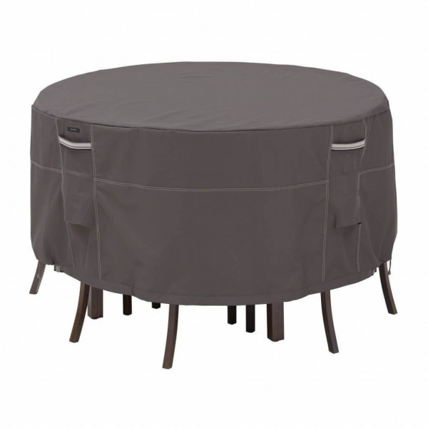 Round cover for patio dining set Ø 137 H: 58 cm