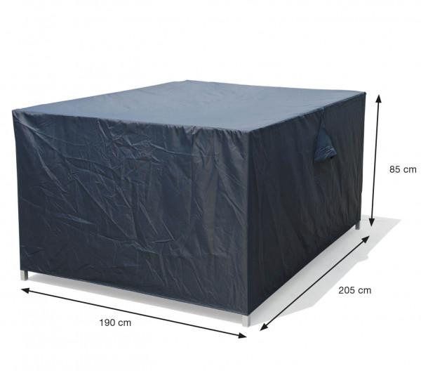 Outdoor furnitureset cover 205 x 190 H: 85 cm