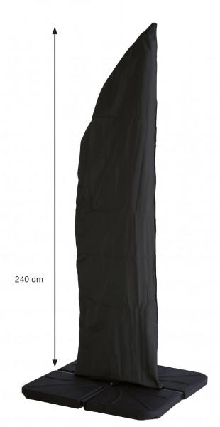 Free-arm Umbrella Cover H: 240 cm