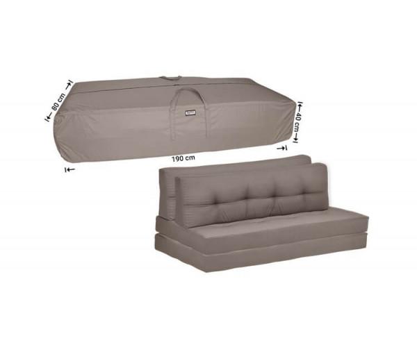 Garden cushions storage bag 190 x 80 H: 40 cm