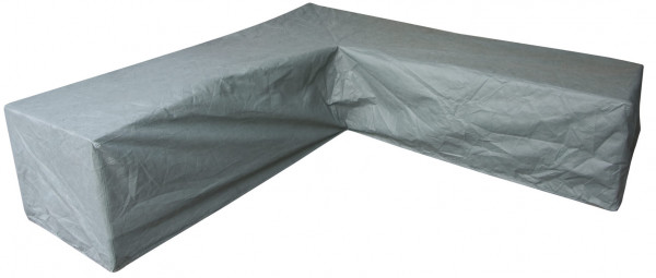 Cover for a L-shaped corner sofa 250 x 250 H: 70 cm