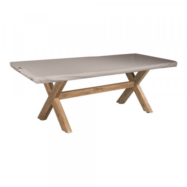 Table-top cover for outdoor table 200 x 100 cm