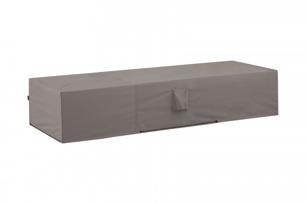 Cover for sun lounger 210 x 75 H: 40 cm