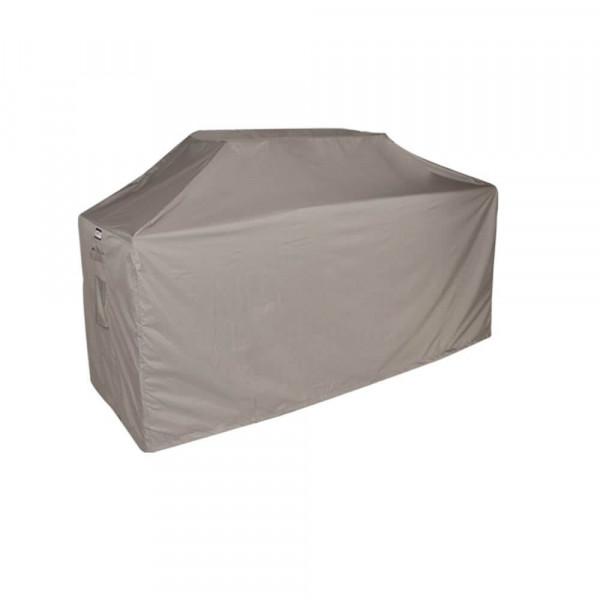 XL barbecue cover 205 x 80 H: 125 / 115 cm