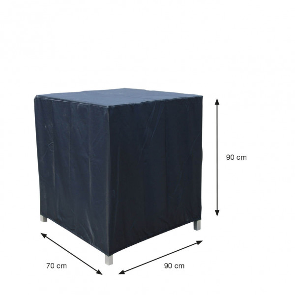 Loungechair protection cover 90 x 70 H: 90 cm