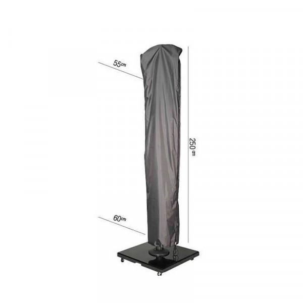 AeroCover free arm parasol cover H: 250 cm