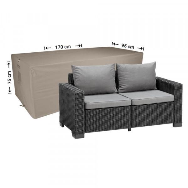 Garden sofa protection cover 170 x 95 H: 75 cm