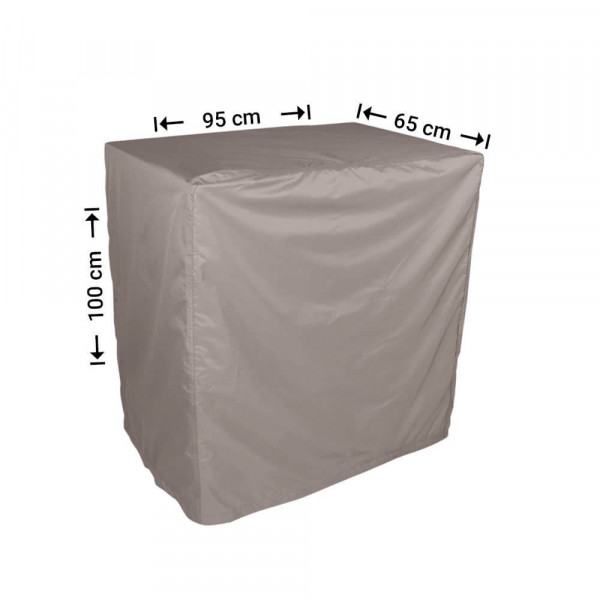 Protection cover rectangular 95x65 H: 100 cm