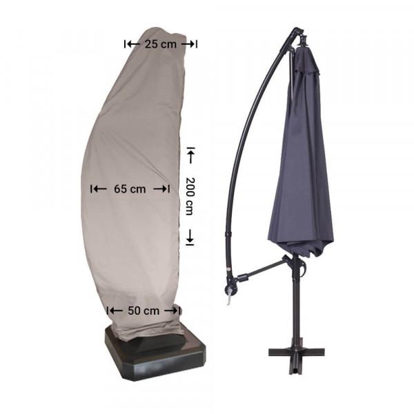 Cantilever parasol protection cover 200 cm