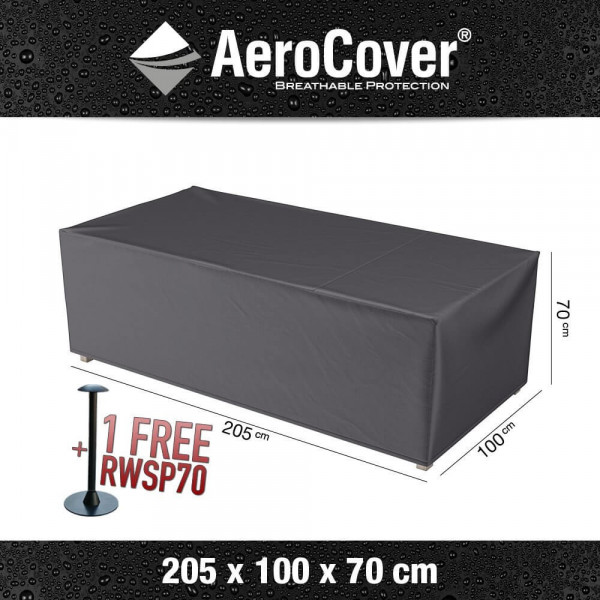 Weather cover for a garden sofa 205 x 100 H: 70 cm