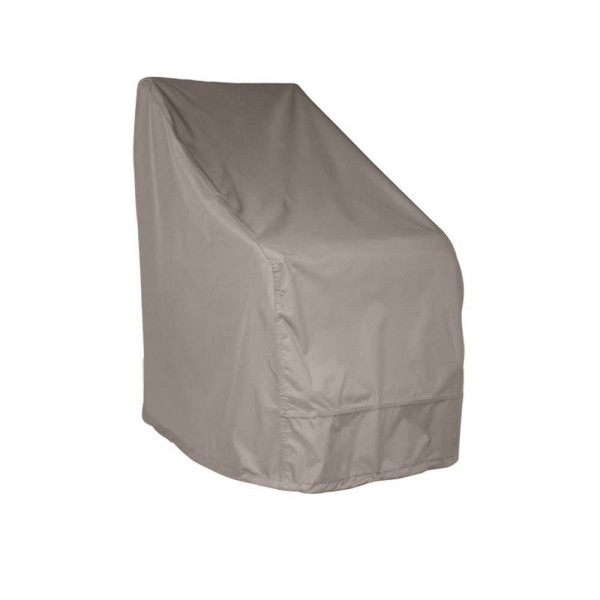 Protection cover for outdoor chair 105 x 90 H: 115 / 65 cm