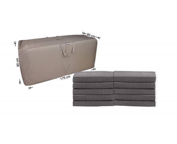Storage bag for garden cushions 175 x 80 H: 80 cm