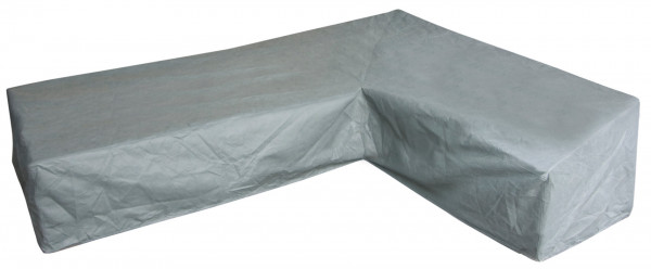 Dining corner sofa cover with higher backrest 275 x 220 H: 100 / 70 cm
