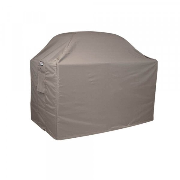 BBQ cover 145 x 65 H: 120 / 110 cm