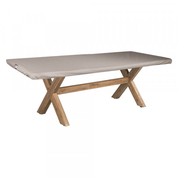 Cover for outdoor table-top 220 x 100 cm