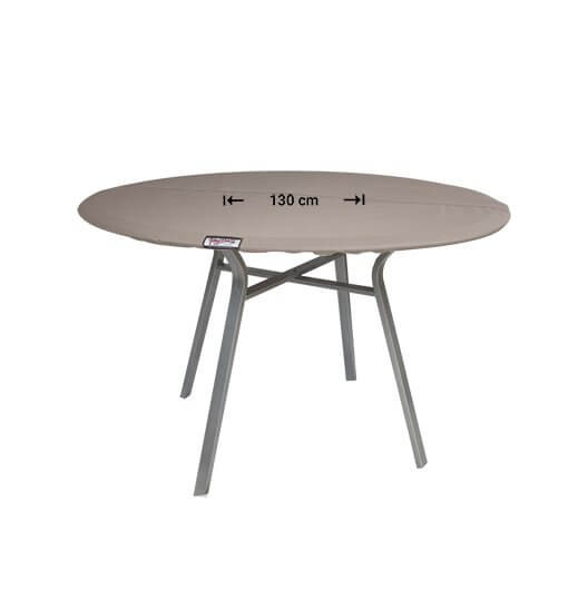 Weather cover for table-top D: 130 cm