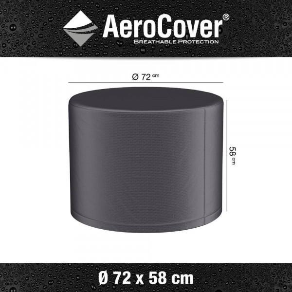 Round CosiDrum firetable cover Ø: 72 cm H: 58 cm