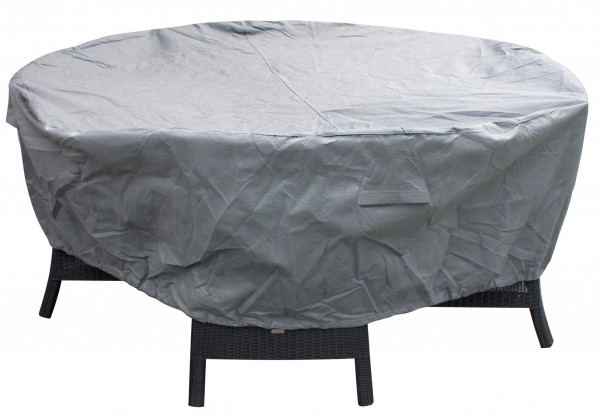 Weather cover for a round furniture set Ø 260 x 100 cm