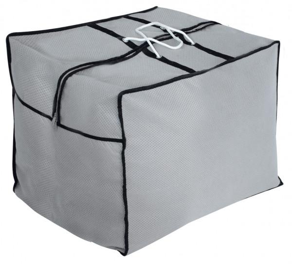 Cushion bag for patio furniture cushions 90 x 90 H: 60 cm